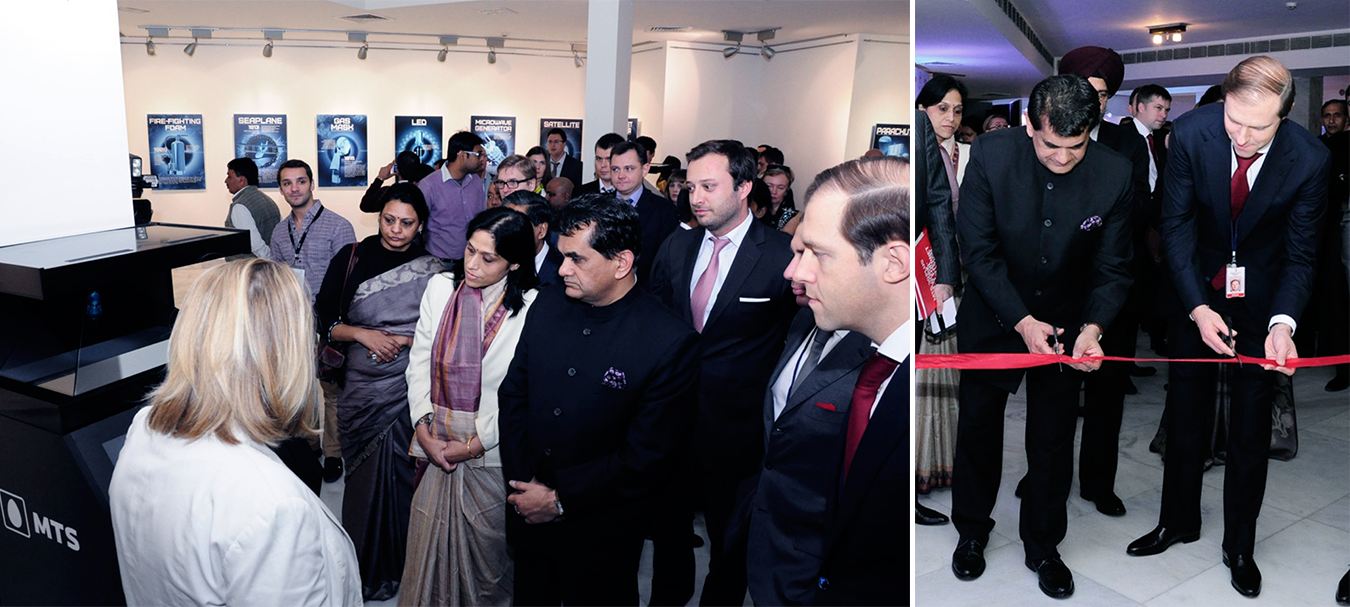 Interactive exhibition in New Delhi (4)