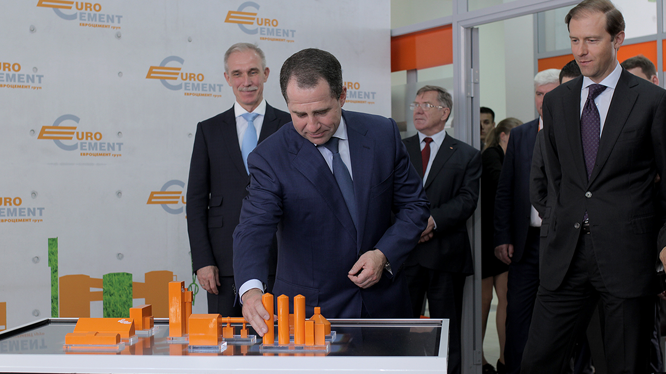 Eurocement Group - new plant launch (7)