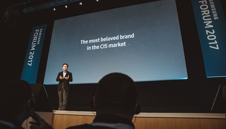 Corporate Presentation for Samsung Conference-18
